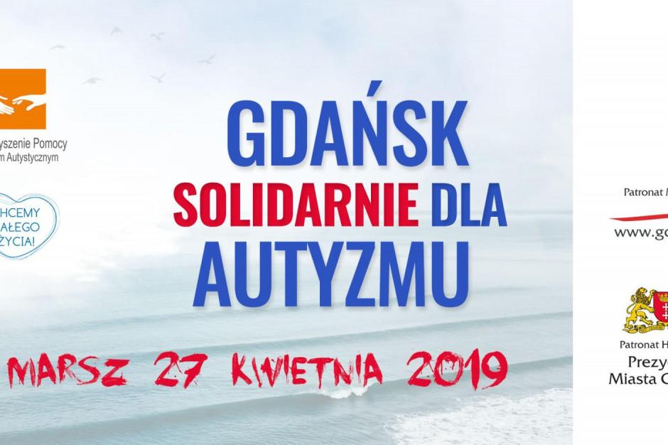 """Marsz """"Gdańsk solidarnie dla autyzmu"""""""