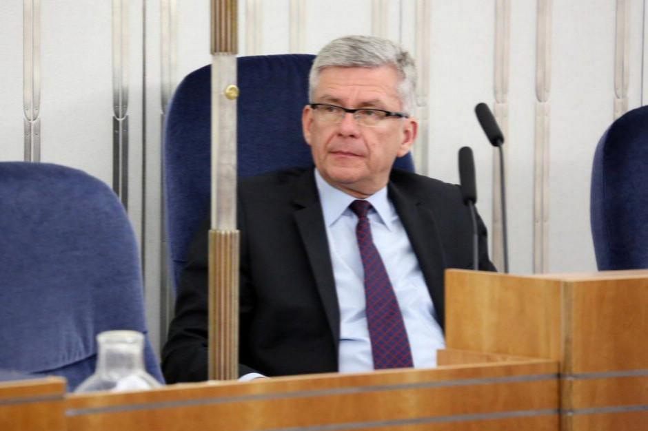 Stanisław Karczewski: strajk nauczycieli pokazał, że w oświacie jest dużo do zrobienia