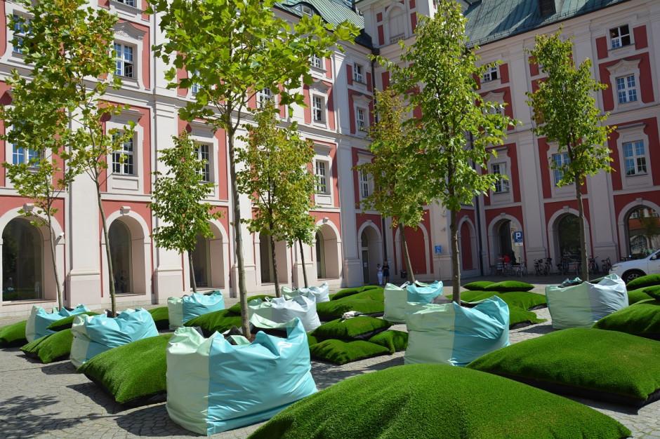 Drugi dziedziniec poznańskiego magistratu otwarty dla mieszkańców