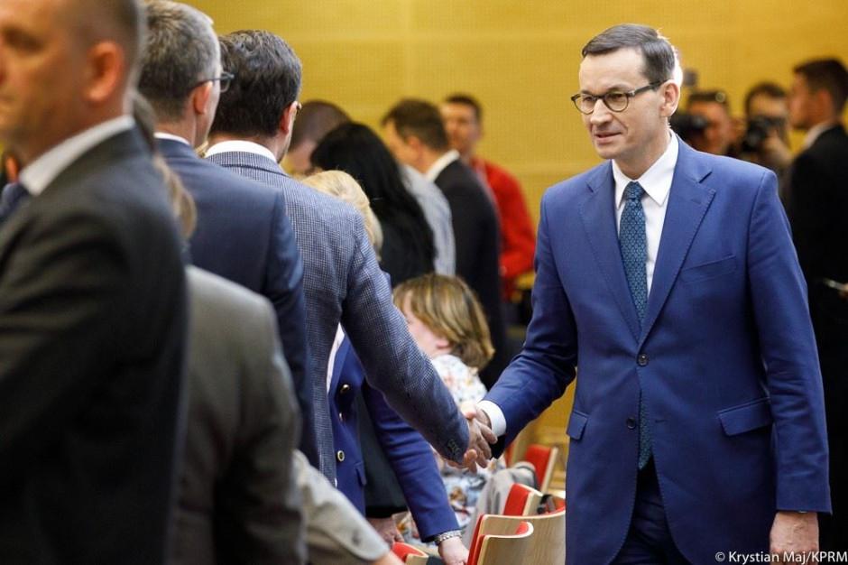 Premier: Podlaskie to będzie nie tylko geograficzny, ale i gospodarczy środek Europy