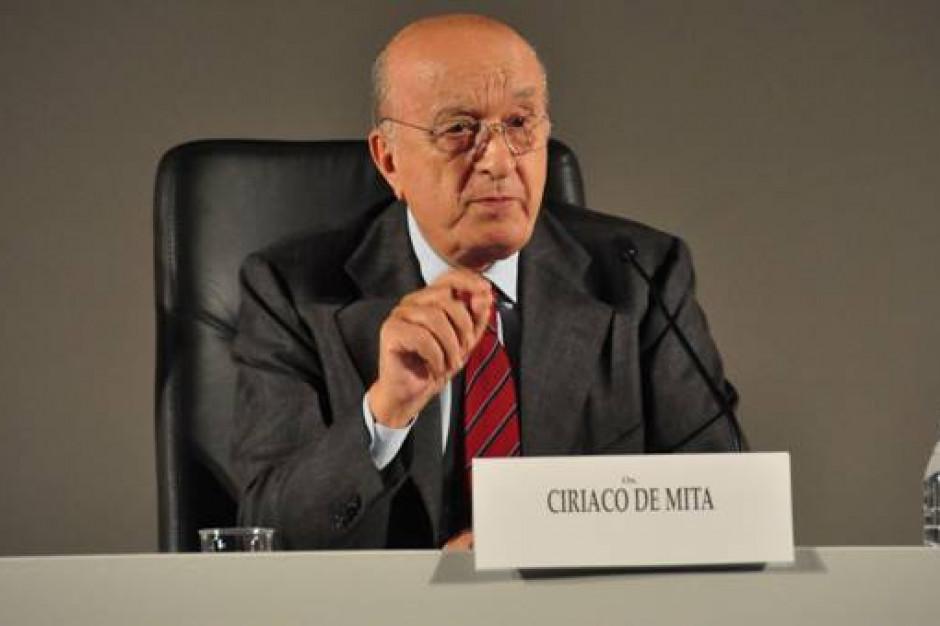 Włochy: 91 - letni burmistrz chce kandydować na kolejną kadencję