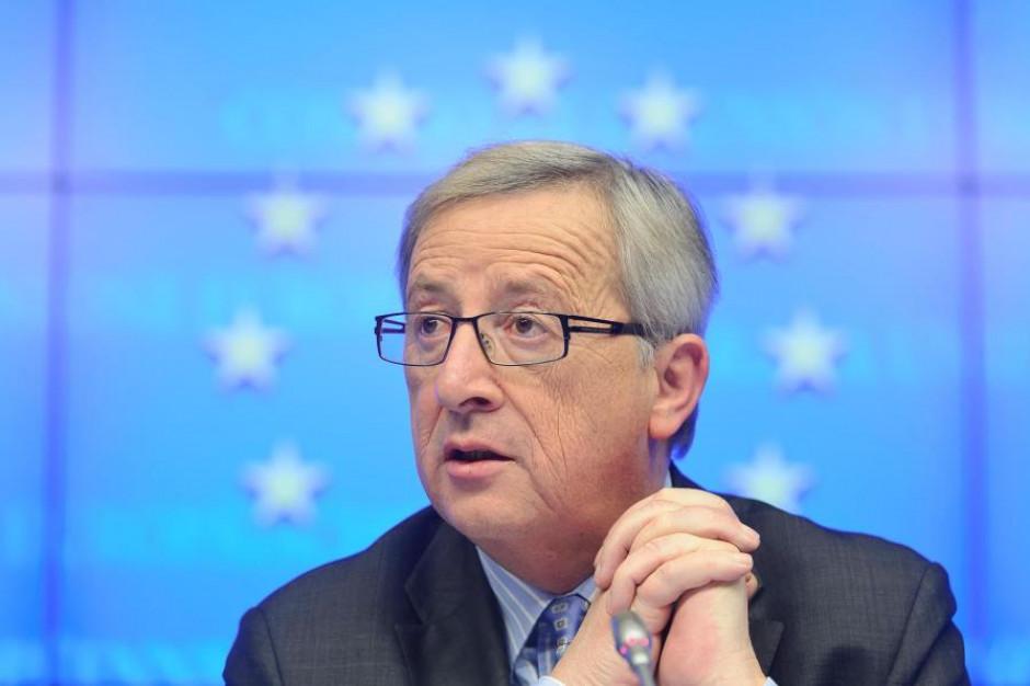 Polsce nie grozi polexit, nawet jeśli PiS wygra wybory - uspokaja Jean-Claude Juncker