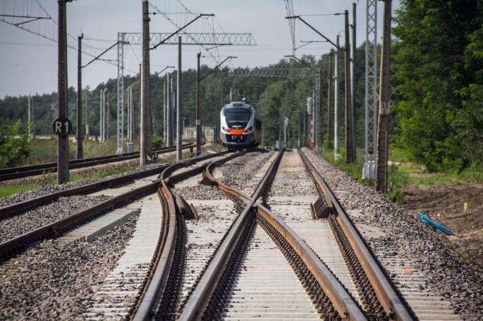 Nowa linia kolejowa połączy Centralny Port Komunikacyjny z Radomiem