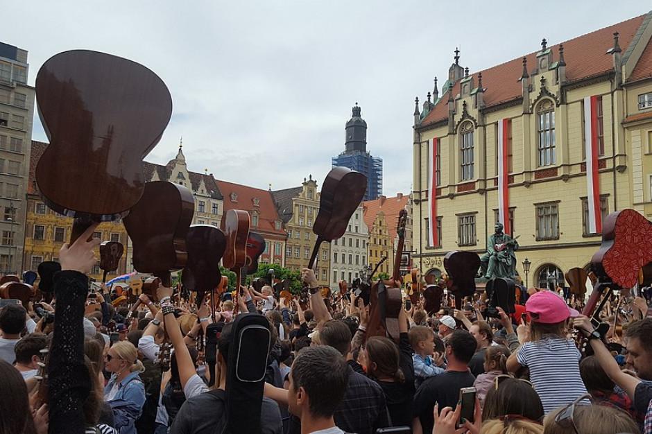 Wrocław znowu idzie na gitarowy rekord
