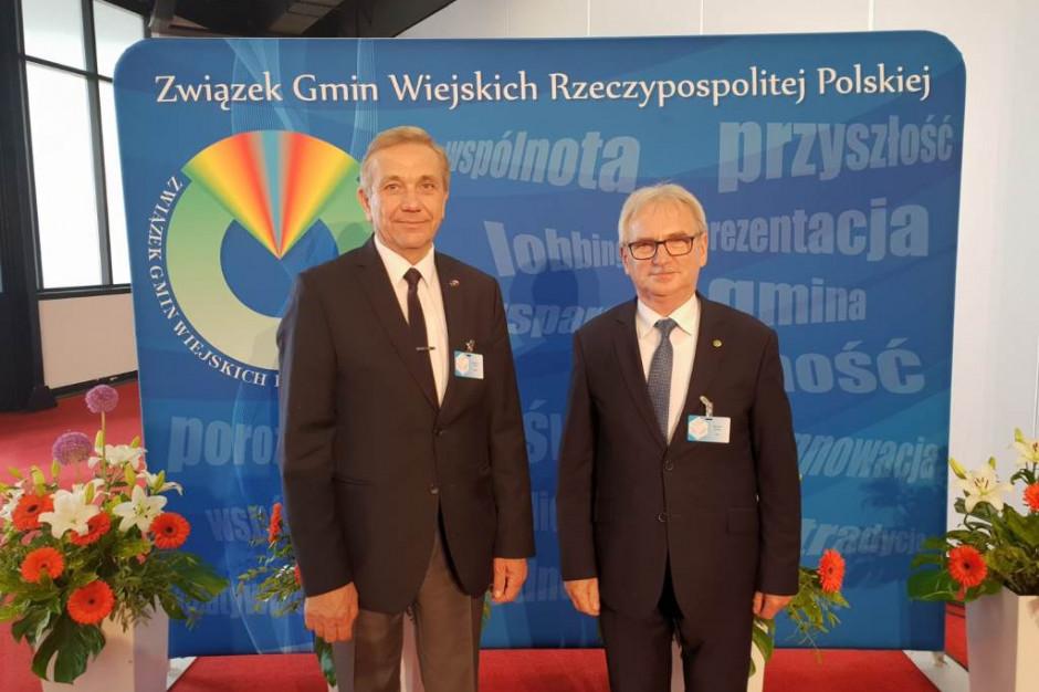 Krzysztof Iwaniuk o zadaniach dla Związku Gmin Wiejskich [ROZMOWA]