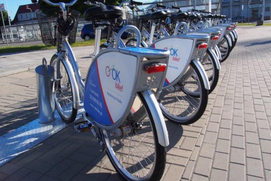 Kędzierzyn-Koźle: do dyspozycji mieszkańców 14 stacji i 84 rowery miejskie