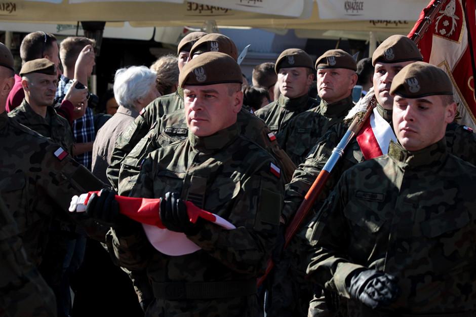 Ponad 7 tys. chętnych do służby w WOT zgłosiło się podczas kwalifikacji wojskowej