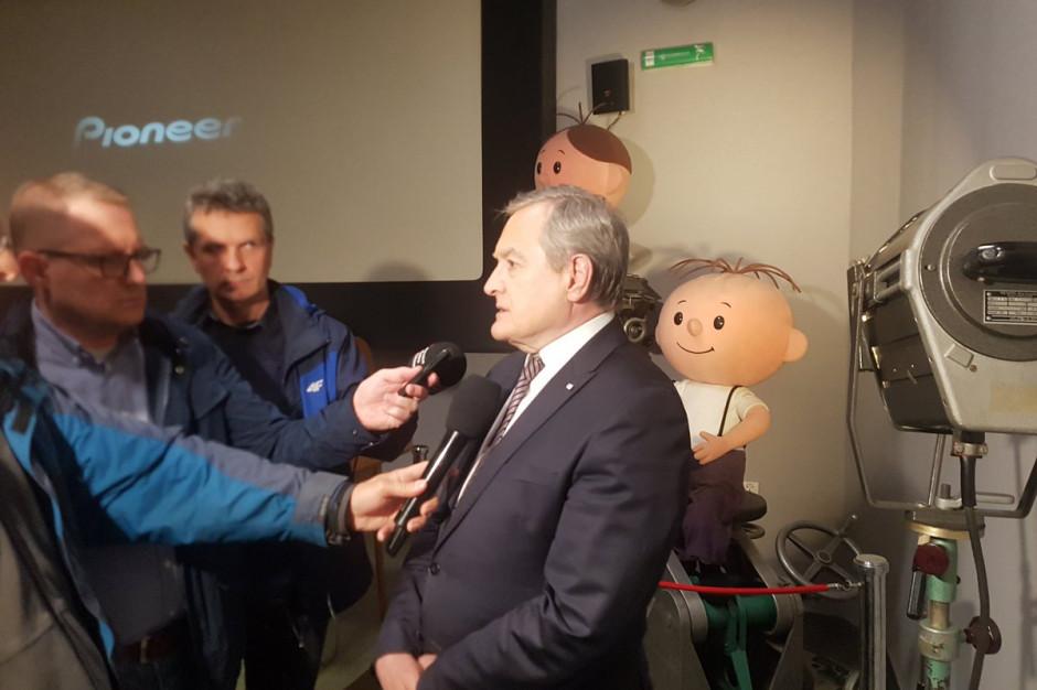 Piotr Gliński: otwarcie w 2021 r. bielskiego Centrum Bajki i Animacji jest realne