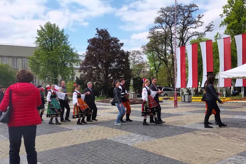"""""""Święto Dwóch Unii"""" od 1 maja w Lublinie"""