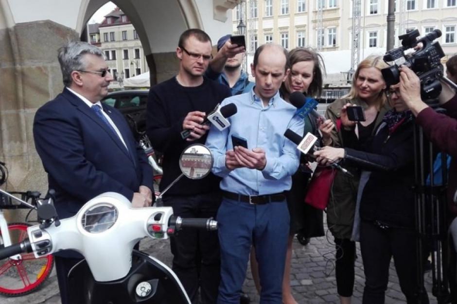 W Rzeszowie ruszyła miejska wypożyczalnia rowerów