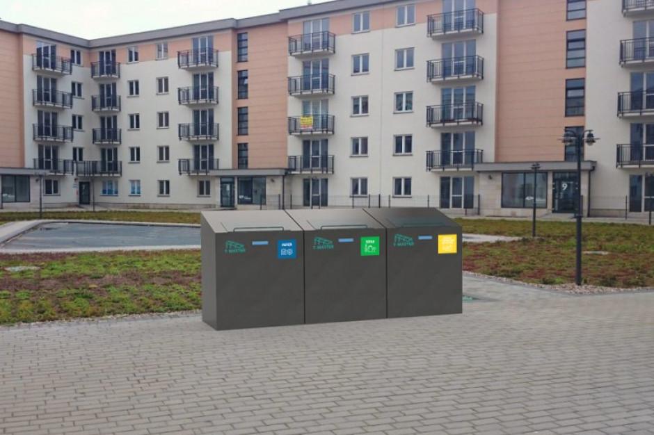 Ciechanów: Inteligentne pojemniki zważą śmieci i zweryfikują ich segregację