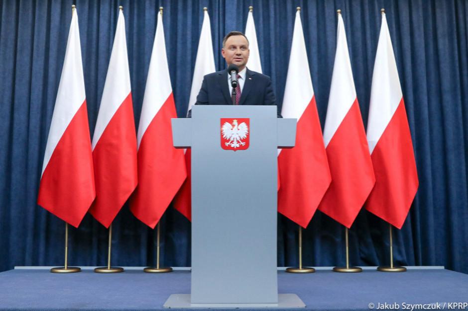 Prezydent Duda: chcemy, by Polska była państwem stabilnym