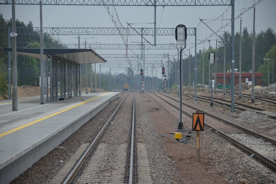 Ciąg dalszy remontu peronów na dworcu w Kutnie