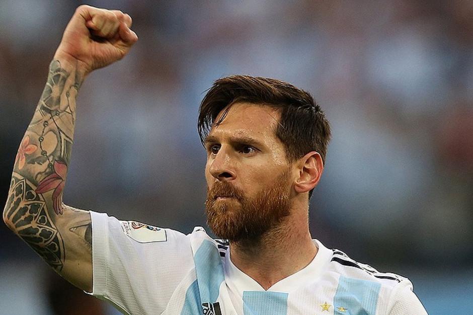 Lokalne władze zachęcają do eurowyborów Lionela Messiego