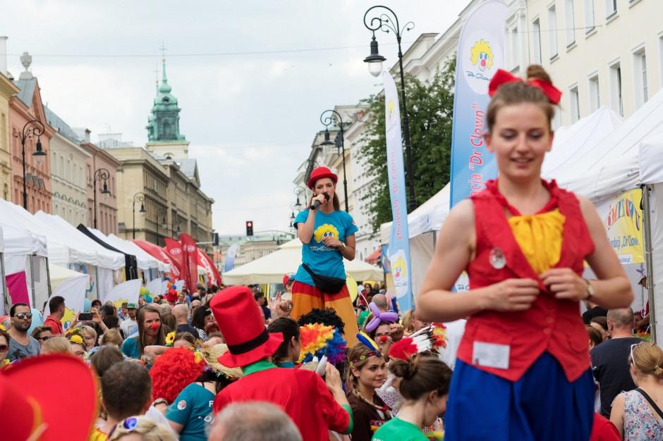 Ogólnopolski Festiwal Uśmiechu na ulicach Opola