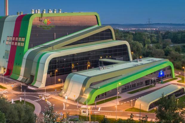 NFOŚiGW proponuje małych ciepłowni w wielu miastach. Na zdjęciu znacznie większa spalarnia w Krakowie (fot. krakow.pl)