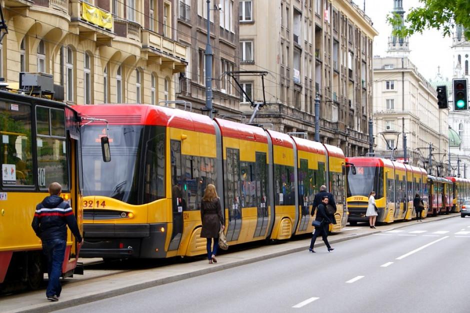Warszawscy tramwajarze szukają wykonawcy torowiska na Winnicę