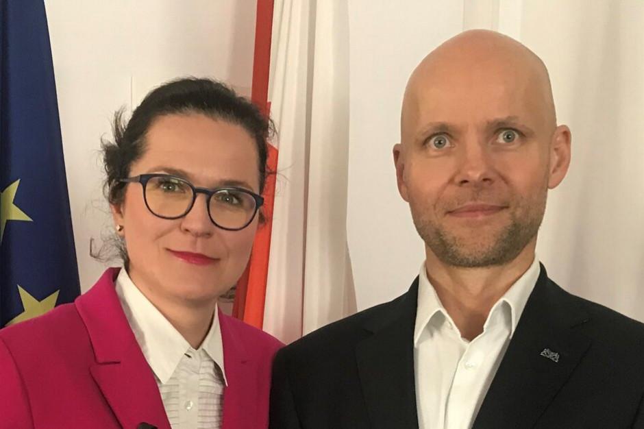 Alan Aleksandrowicz zastępcą prezydenta Gdańska ds. inwestycji