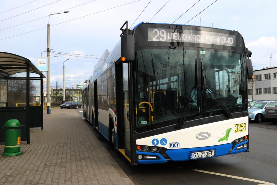 Gdynia: więcej połączeń w Wielkim Kacku już od najbliższej soboty