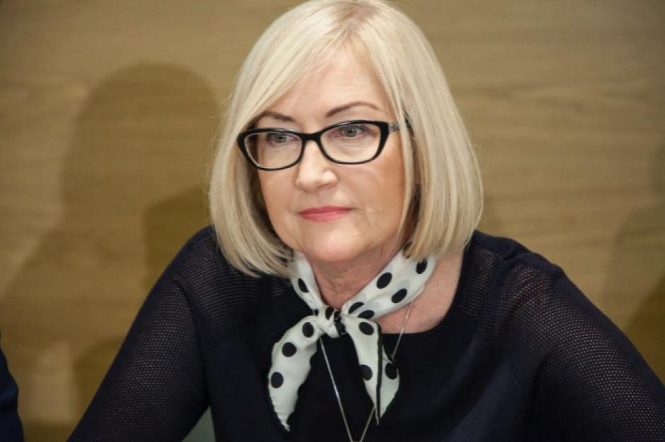 Joanna Kopcińska: 10 maja kolejne spotkanie w ramach okrągłego stołu ws. oświaty