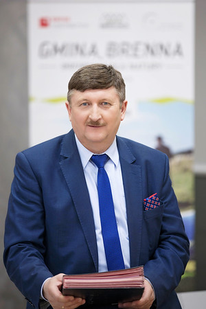 Jerzy Pilch, wójt Brennej (fot.mat.pras.)