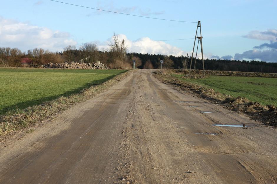 Mazowsze: blisko 40 mln na lokalne drogi