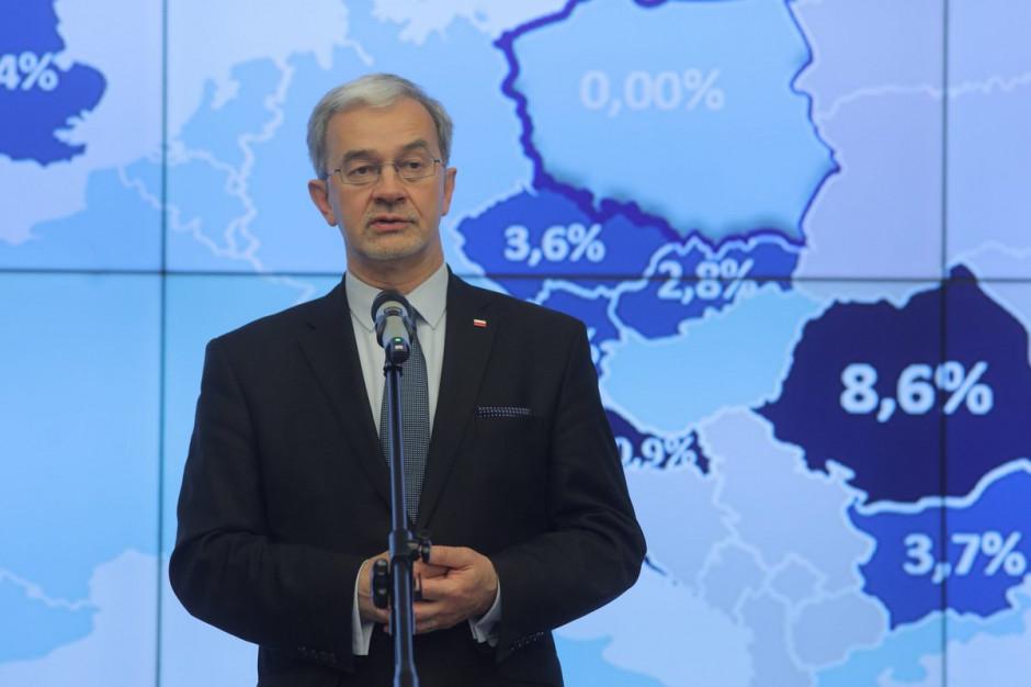 Fundusze europejskie na półmetku. Ministerstwo Inwestycji podsumowało wykorzystanie środków