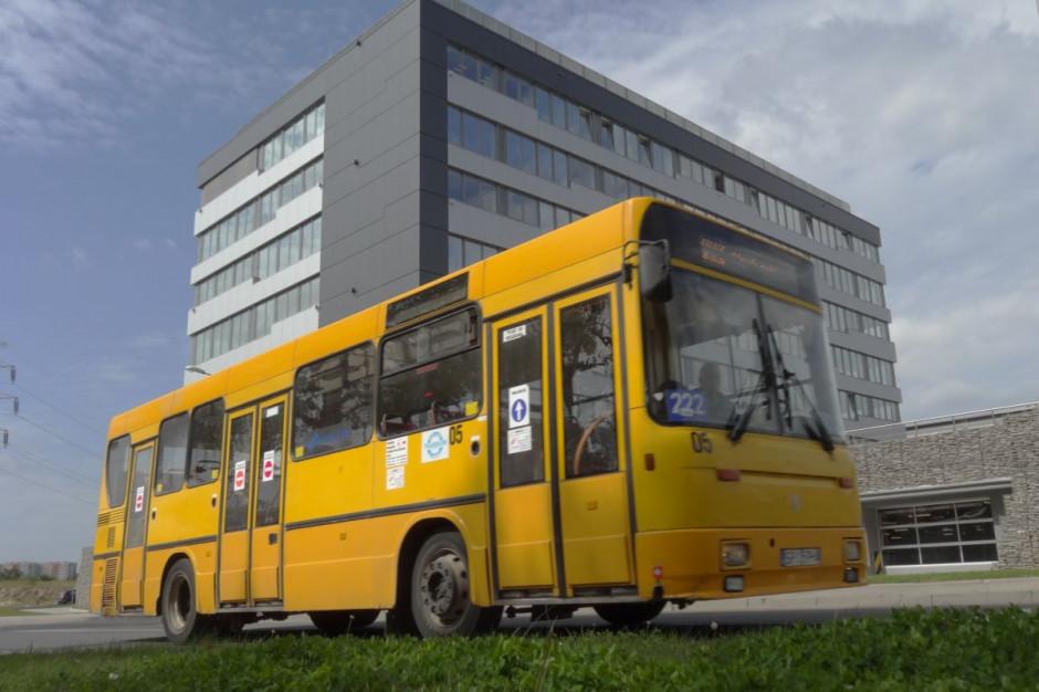"""Kontrola autobusów komunikacji miejskiej; """"poleciały"""" dowody rejestracyjne"""