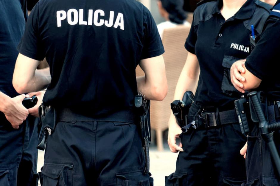 Policja: nie ma możliwości, by w pobliżu szkół podrzucono niebezpieczne przedmioty