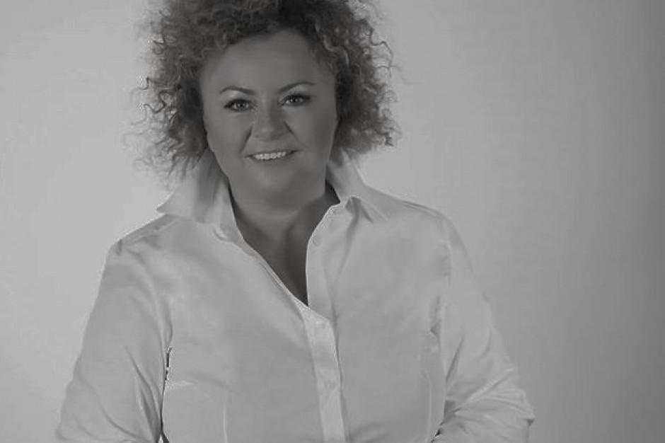 Łódź: Nie żyje radna sejmiku Ilona Rafalska