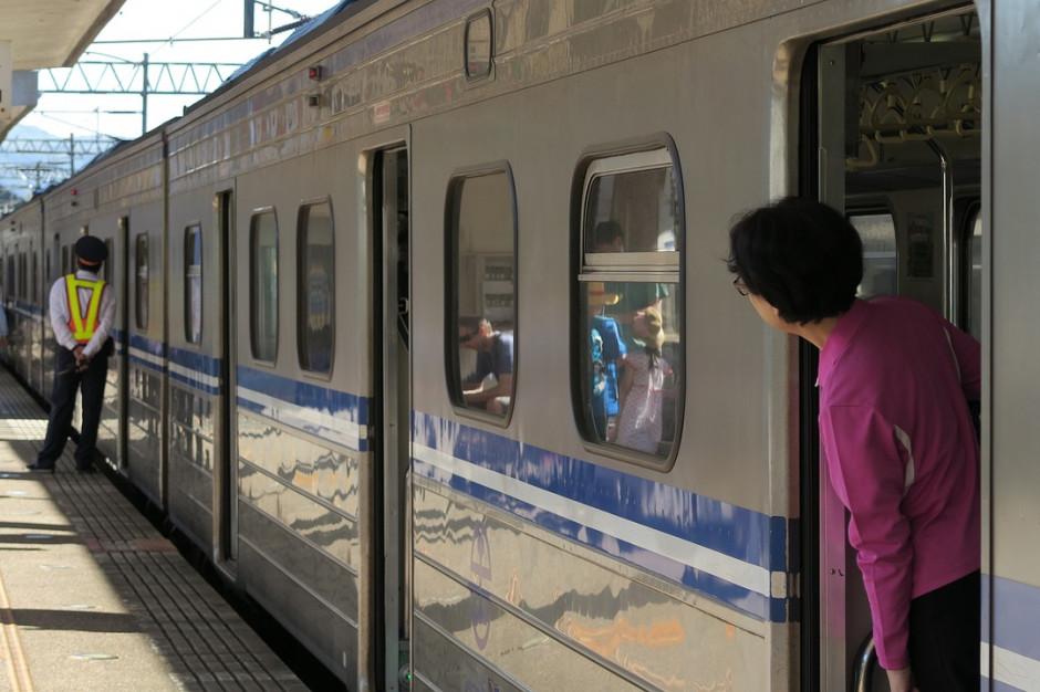 UTK: w pierwszym kwartale 93 proc. pociągów dojechało na czas