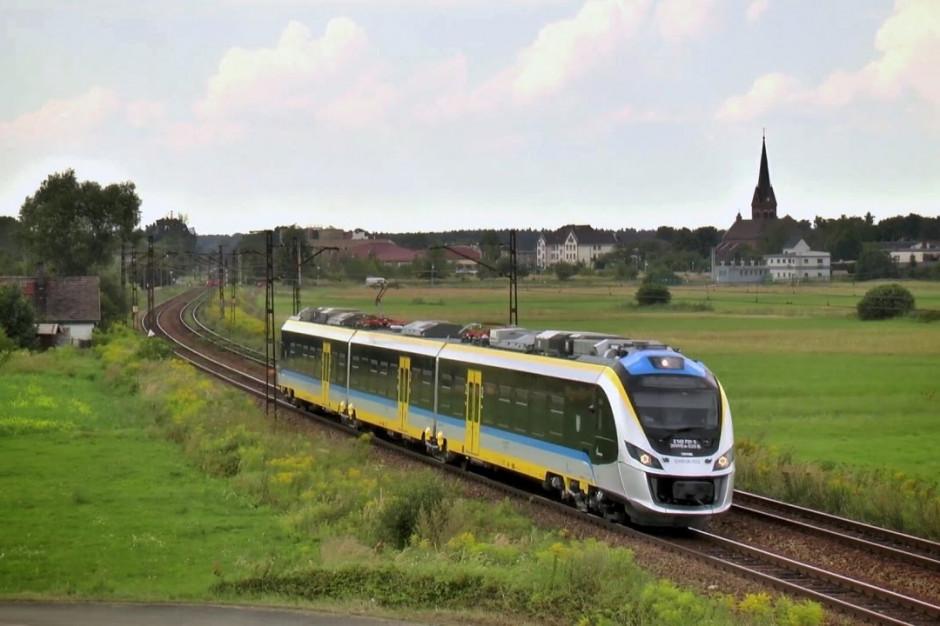 Opolski Ekspres Dęty pobije czas przejazdu z Opola do Wrocławia?