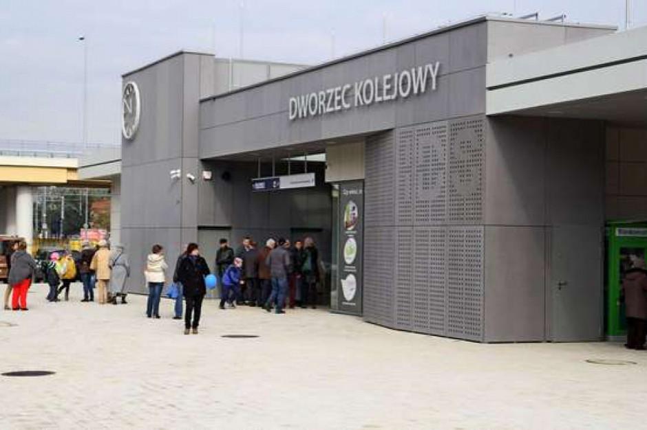 Nowy dworzec w Nidzicy będzie gotowy do połowy 2020 roku