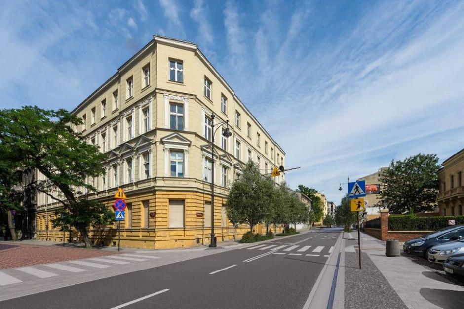 Łódź: Rusza remont ul Sienkiewicza - jednej z najważniejszych tras w mieście