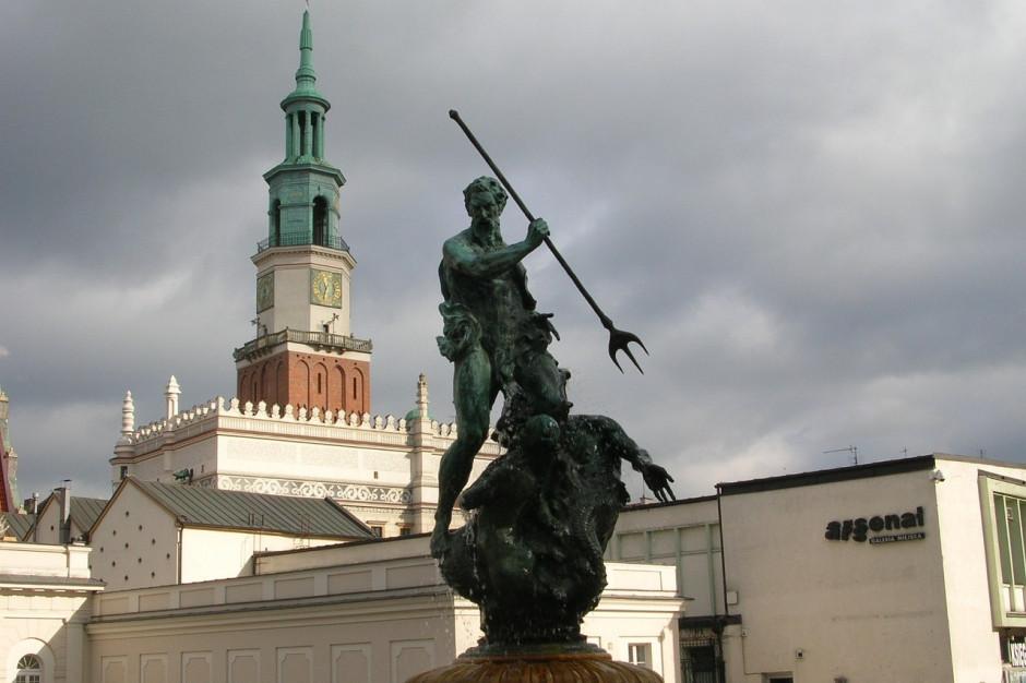 Poznań: 2,5 mln zł na renowację zabytków w mieście