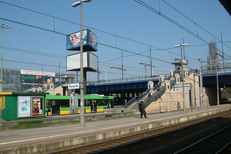 Poznań: Przetarg na przebudowę północnej nitki mostu Dworcowego