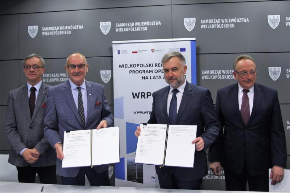 Koleje Wielkopolskie dostały dofinansowanie na budowę bazy dla szynobusów