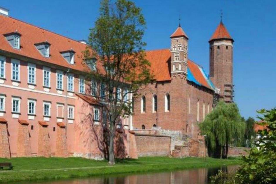 Ruszają konsultacje ws. oferty zamku w Lidzbarku Warmińskim