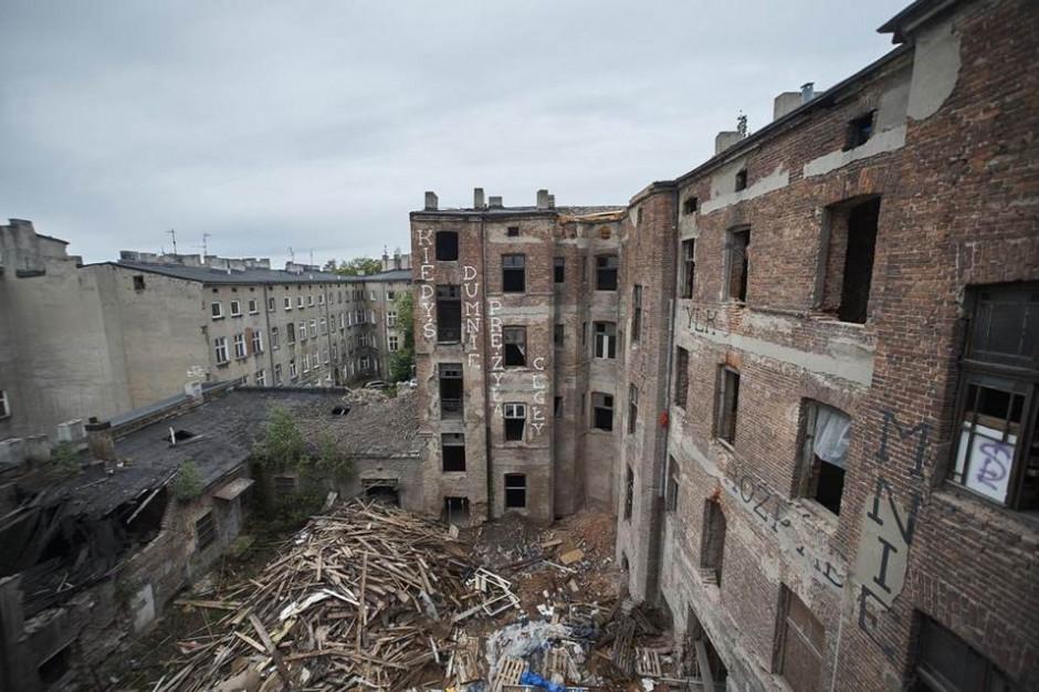 Łódź: Zabytkowe kamienice zostaną zrewitalizowane