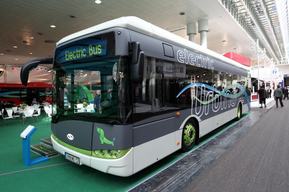 Przyszłość autobusów elektrycznych zależy od wsparcia unijnego