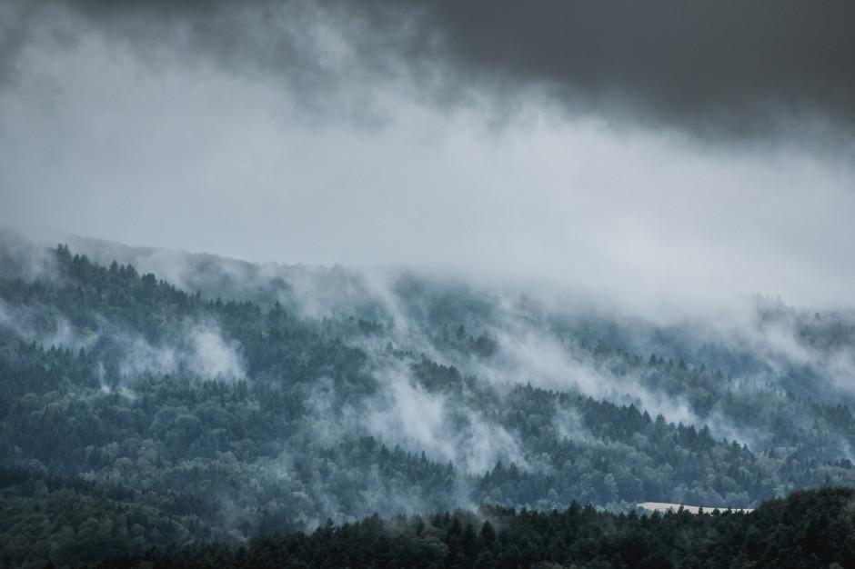 Bieszczady: Trudne warunki do uprawiania turystyki w górach