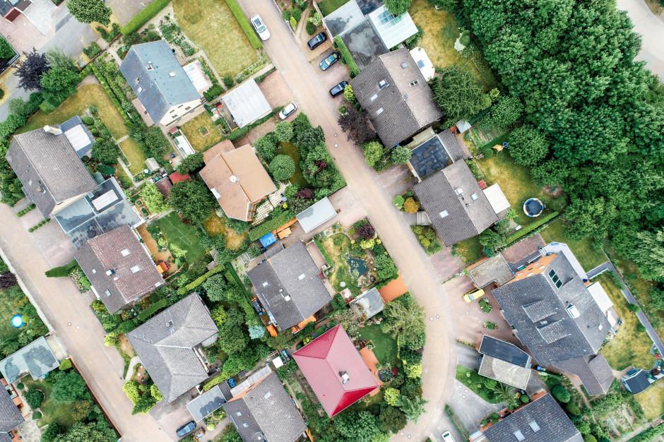 Plany urbanistyczne sposobem na rozlewanie się miast?