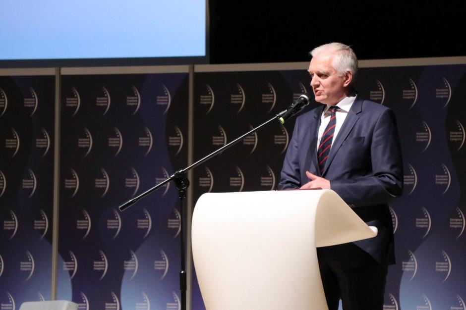 Jarosław Gowin sceptyczny wobec nowego pomysłu dla nauczycieli
