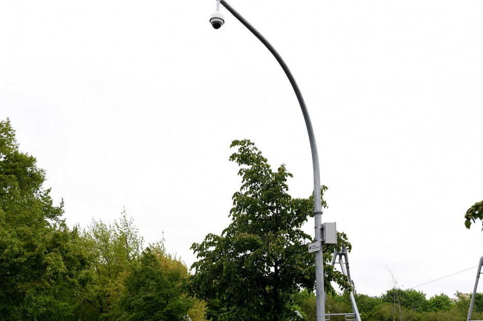 Poznań rozbudowuje miejski monitoring