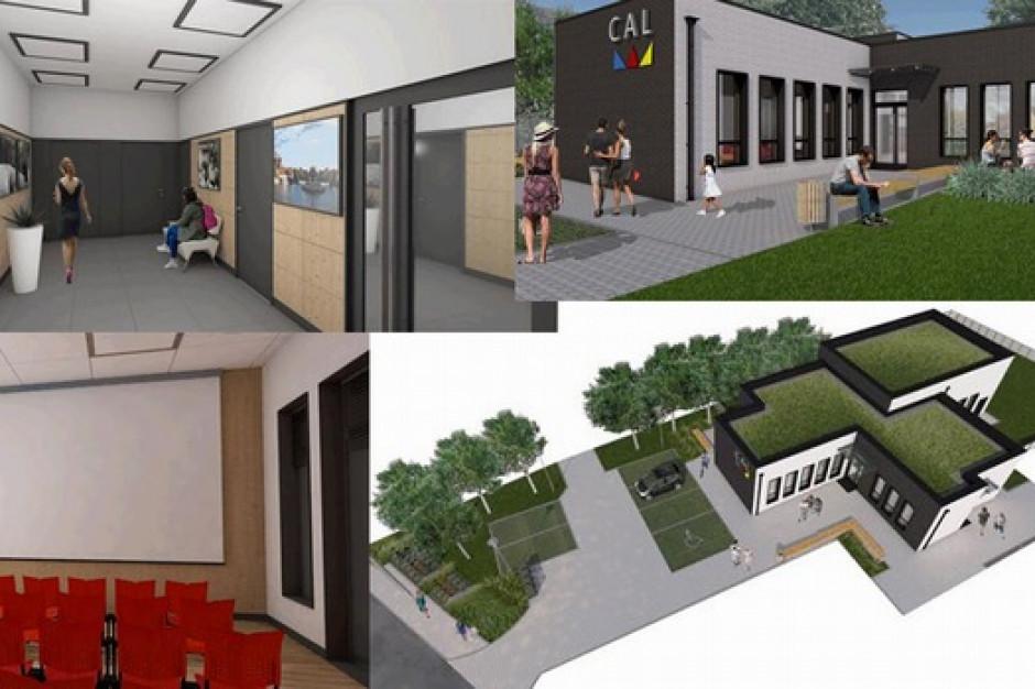 Wrocław buduje centrum aktywności dla mieszkańców