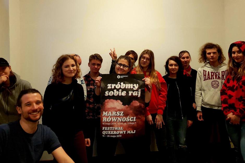 Kraków: Ulicami miasta przejdzie 15. Marsz Równości
