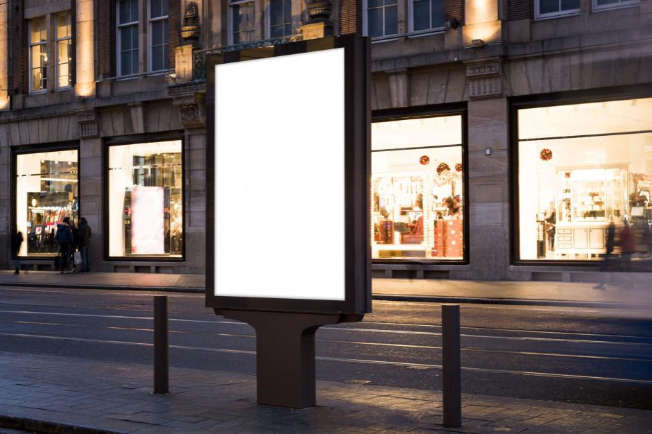 Trzeba zrównoważyć rozwój reklamy zewnętrznej w miastach