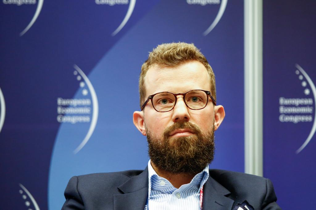 Prezes Warexpo Marcin Ochmański (fot. PTWP)