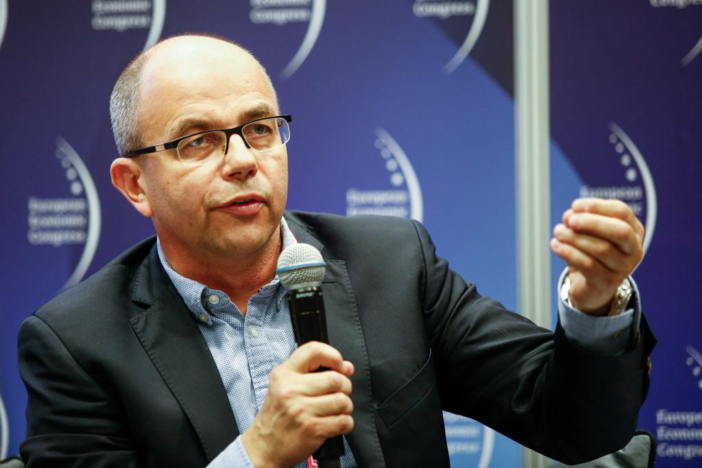 Prezes AMS Marek Kuzaka (fot. PTWP)
