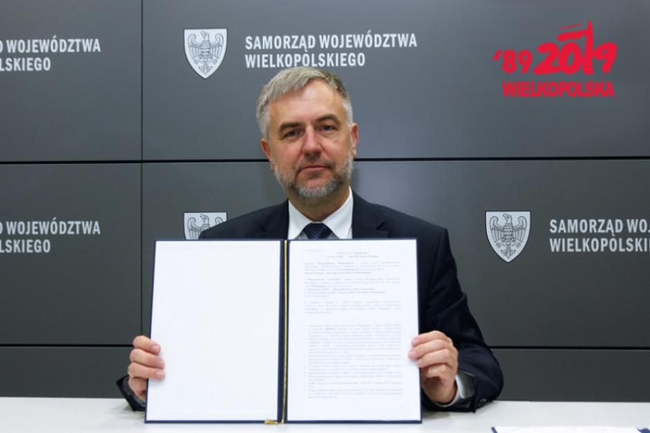 Wielkopolski samorząd przekazał 100 tys. zł dla ECS w Gdańsku